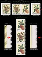 Merian Botanical 1997 for Lighthouse 3126-29 + 3128a 3129a Set 7 MNH - Buy Now