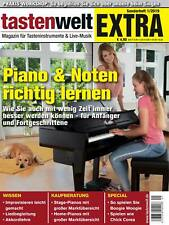 Tastenwelt Extra 2019: Piano & Sheet Music Right Learn