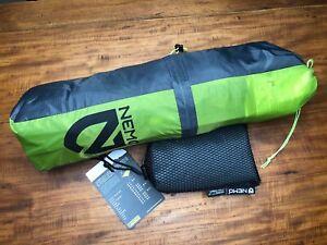 NEMO Equipment Hornet Ultralight Backacking Tent 1P updated model with footprint