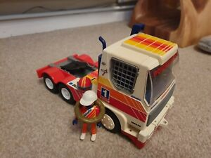 Playmobil Racing Truck With Driver