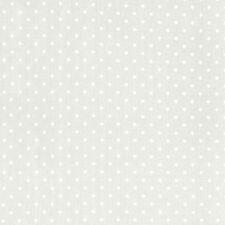 Michael Miller PINHEAD Polka Dots GREY 100% COTTON FQ FAT QUARTER CX5514-CLOUD