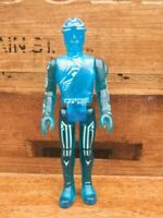 TRON Blue Kevin Flynn Action Figure - Tomy 1981