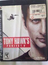 Tony Hawk's Project 8 Playstation 3 Activision