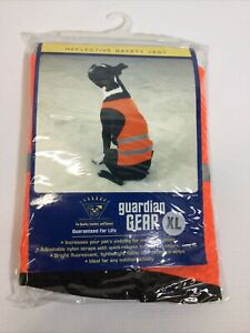 Guardian Gear Reflective Safety Vest For Dog Size XL Hunting Gear