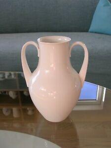 KPM Berlin Große Vase Large Vase Modell Salier Weiß White Siegmund Schütz 1951 1