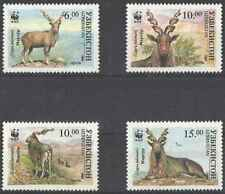 Timbres Animaux Ouzbékistan 61AA/AD ** lot 27185