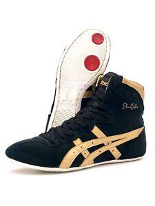 Rare Asics Dan Gable Classic Wrestling Shoes Size 7