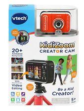 VTech KidiZoom Creator Cam HD Video Kids' Digital Camera Green Screen Youtube