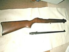 (New other) Ruger 10/22 Factory Takeoff Blued Barrel And Wood Stock