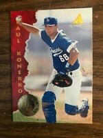 1995 Pinnacle #170 Paul Konerko Los Angeles Dodgers  White Sox Rookie NrMt