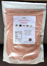 Camu Camu 2lb SUPERFOOD Freeze Dried Fruit Powder PURO HIGH VITAMIN C