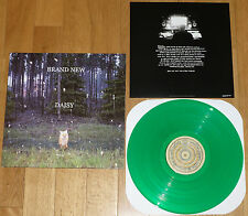 BRAND NEW Daisy LP 2014 GREEN VINYL-OOP city and colour.citizen.science fiction