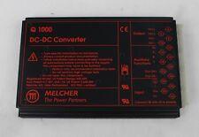 Melcher DC-DC Converter Q Series 1000