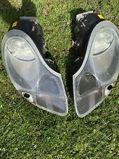 1997-2004 Porsche Boxster/911 Bosch Xenon Headlight Assembly Set Left/Right Side