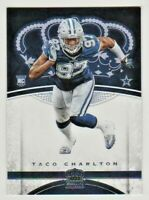 2017 Crown Royale #94 Taco Charlton RC Dallas Cowboys