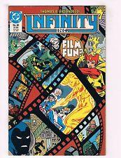 Infinity Inc #40 FN DC Comics Film Fun Comic Book JLA July 1987 DE34