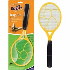 Electronic Bug Zapper Racket - Mosquito Fly Swatter Insects Pest Electric Bat