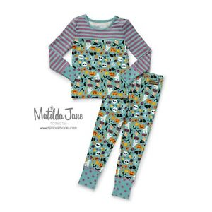 Boys//Girls Matilda Jane Moments with you Snuggle Time PJs size 6 New With Tag