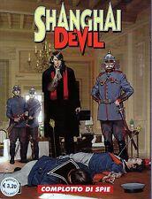 Shangai Devil 9.Complotto di spie.SErgio Bonelli Editore
