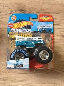 HOT WHEELS Monster  Truck Drag Bus VW Volkswagen