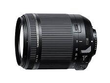Tamron 18-200mm objetivo B018N f3.5-6.3 Di II VC Negro - Soporte para Nikon