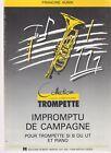 Impromptu de campagne pour trompette si b ou ut et piano