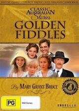 Golden Fiddles (DVD, 2017, 2-Disc Set)