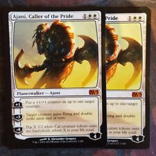 Mtg ajani, caller of the pride  x 1 great condition