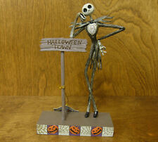 Jim Shore Disney Nightmare Before Christmas #4051983 JACK SKELLINGTON HALLOWEEN