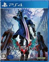 USED PS4 PlayStation 4 Devil May Cry 5 99110 JAPAN IMPORT