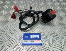 Honda CBR 600 F2 // Right Switchgear #44
