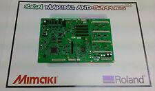 Mimaki jv5 MAIN PCB, madre SOLVENTE STAMPANTE parti e i segni di manutenzione