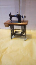 Dolls house Furniture   Sewing Machine