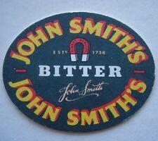 JOHN SMITH'S BITTER JOHN SMITH COASTER