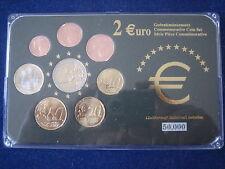 """MDS Alemania euro-kms con 2 euros GDM """"elíseo-tratado"""" en hartblister"""