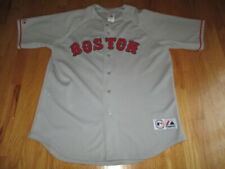 Majestic JOHNNY DAMON No 16 BOSTON RED SOX (Size LG) Jersey