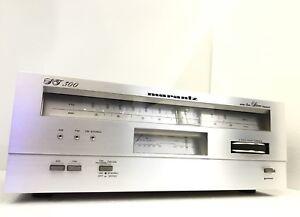 MARANTZ ST-300 AM FM Stereo Tuner analogue Rare Vintage 1980 Like New