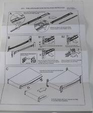 Rackschienen Rail Kit für RX4100 (UR91SR34)