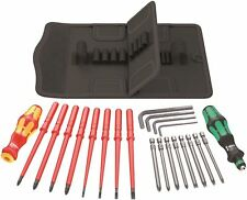 WERA BONUS INTERCHANGEABLE SCREWDRIVER KIT (WITH WERA BOTTLE OPENER)