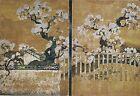Japon - Kyoto - Nijo Castle - Kuro-Shoin, Second Chamber, Painting of Pheasants