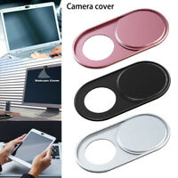 Ultra Thin Shutter Camera Slider Metal Webcam Cover for Laptop Tablet Phone