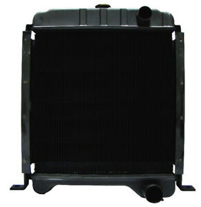 One (1) Radiator 301877A1 A173415 fits Case Skid Steers with Diesel Engines