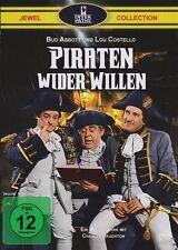 PIRATI RIFLETTE SAKE - Bud ABBOTT & Lou COSTELLO 1952 Charles Laughton DVD nuovo