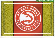 139 TEAM LOGO USA ATLANTA HAWKS STICKER NBA BASKETBALL 2017 PANINI