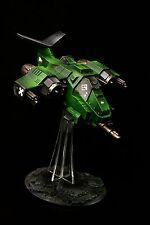 Pro painted, Salamanders Stormhawk Interceptor, 40k