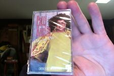 Patti Austin- Carry On- GRP label- new/sealed cassette tape