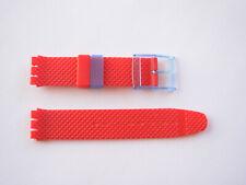 SWATCH Strap x CHRONO JFK - SCN103 - 1992 - new - CINTURINO - PLASTIC BAND