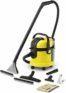 Kärcher SE 4002 Vacuum Cleaner Spraying 40W Black-Yellow Carpet And Upholstery