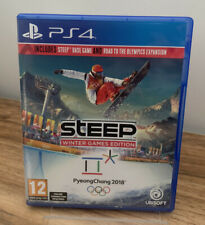 Steile Winterspiele Edition Pyeongchang 2018 Playstation 4