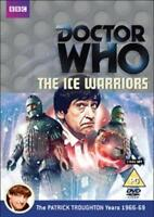 Doctor Who: The Ghiaccio Warriors [DVD] Nuovo Patrick Troughton Dr Who Sigillato